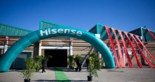 China-Africa Development Fund, Hisense Opens New Industrial Park in South Africa