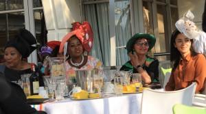 Dr Anna Makgokong, Dr Bongi Ngema-Zuma, Sophia De Bruyn and Georgia Sheleke