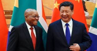 South African and Chinese governments