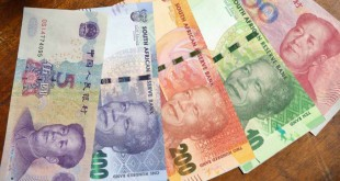South Africa's yuan payments rise on stronger relations with China: SWIFT