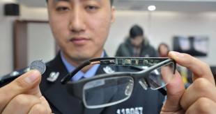 CHINA'S LATEST LAW-ENFORCEMENT GADGETS