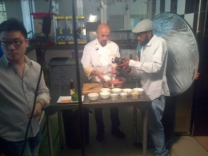 Nfonline Makes The First Chinese Cooking Show in South Africa