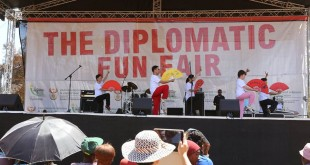 Diplomatic Fun Fair 2015