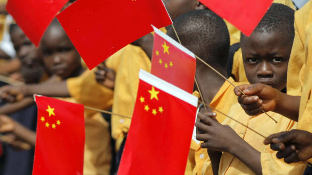 african and china essay