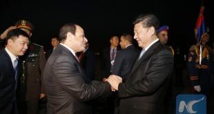 China-Egypt
