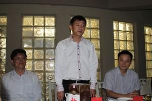Shandong Jinan Delegation member