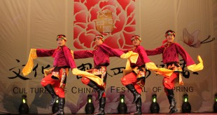 Chinese culture performance
