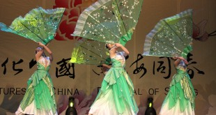 Chinese Cultural dancers