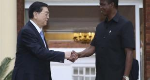 China-Zambia