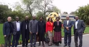 Ambassador Msimang