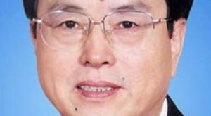 China's top legislator