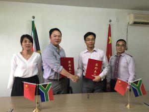 重磅:中国最大办公家具企业6月进入南非