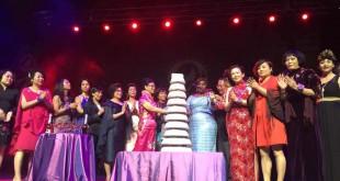 全非洲华人妇女联合总会十周年庆典