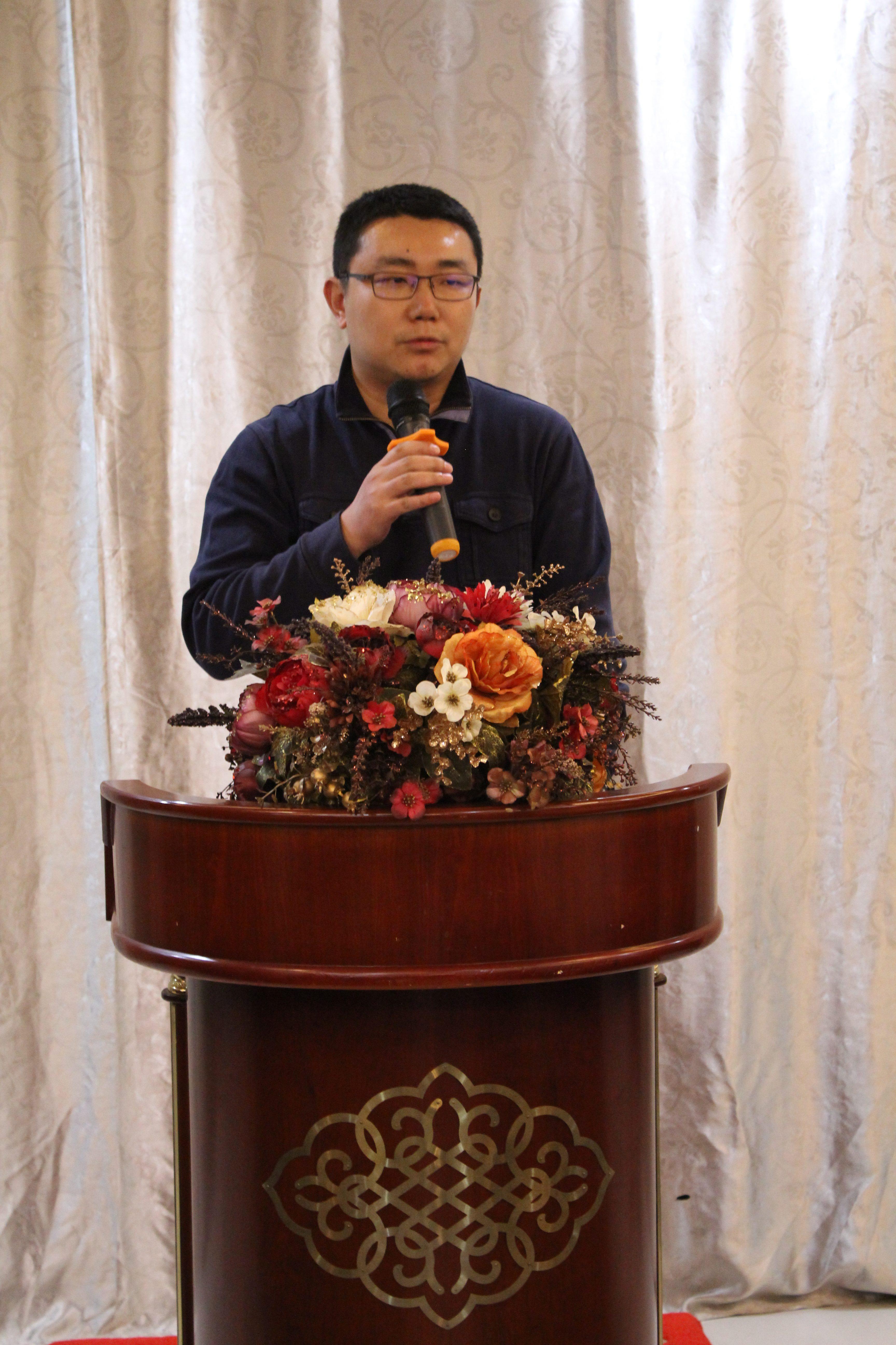 Li Weinan