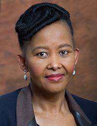 Deputy Minister of Tourism-Ms Thokozile Xasa