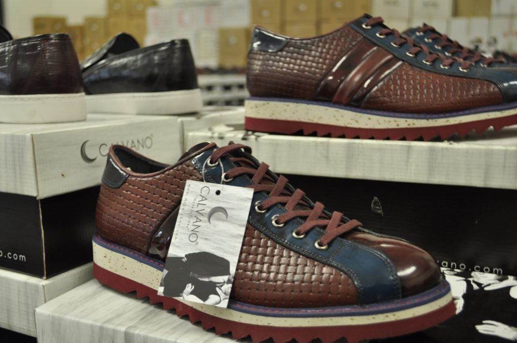 12. Calvano shoes at Emode Shoes and Fashion Shop.