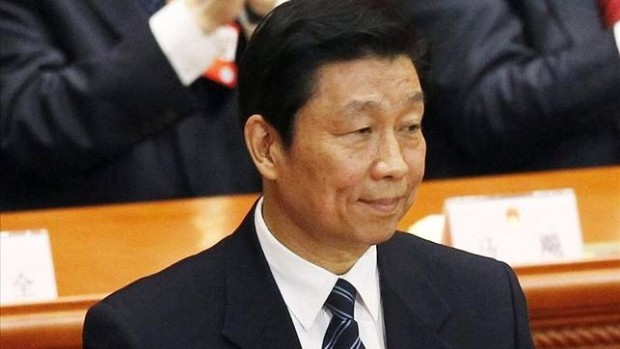 Vice President of the Peoples Republic of China, Mr LI Yuanchao.