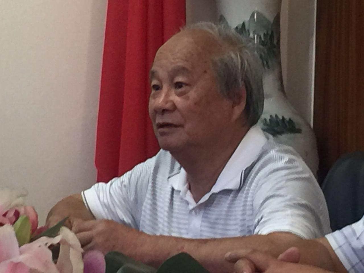 陈云生常务副会长发言