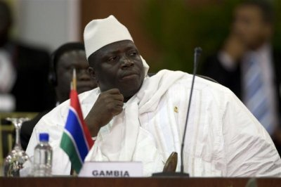 Gambia President 2