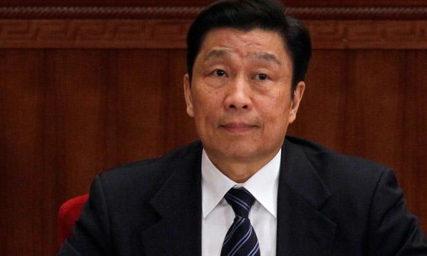 Chinese Vice President, Dr Li Yuanchou.