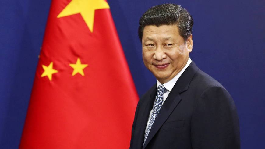 Xi Jinping, Chinese President.