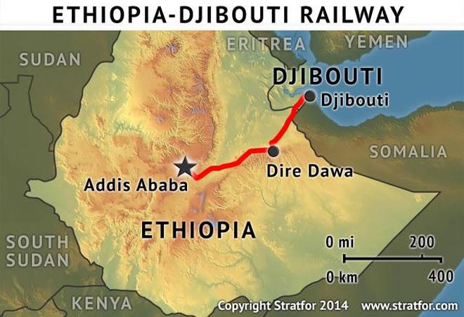 Addis-Ababa-Djibouti-Railway