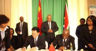 南非中国正式签订协议 南非牛肉允许入华