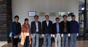 广东政协代表团走访南非中南展贸中心