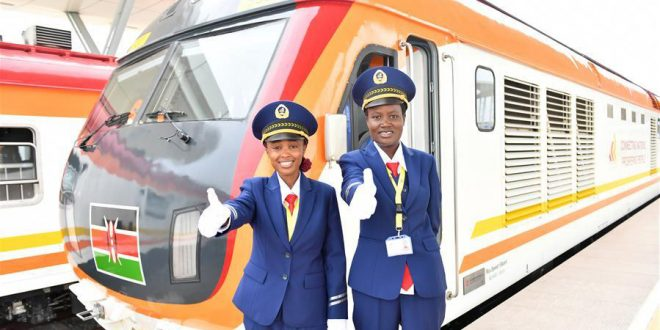 China-africa Cooperation Helps Kenya Accelerate Steps Toward Economic Take-off