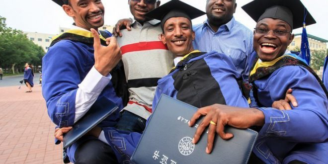 More African students seek quality education in China