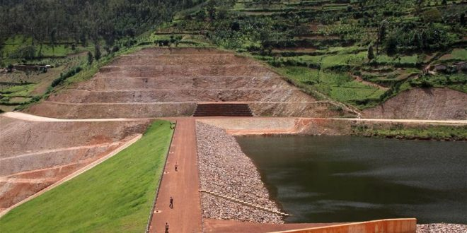 CHINA BUILDS SECOND HIGHEST DAM IN RWANDA TO BENEFIT FARMING