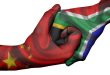 CHINA-S. AFRICA PARTNERSHIP ENJOYS GREAT POTENTIAL: OFFICIAL, BUSINESSMAN