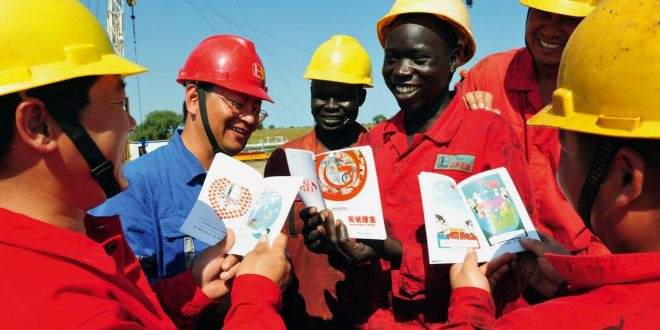 SINO-AFRICA TECHNOLOGY COOPERATION BOOSTS AFRICAN DEVELOPMENT
