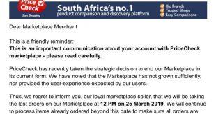 南非电商需要的技术在不断的发展,不开网店的死的快,开了网店的不知道路在哪!